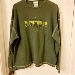 Disney | Wilderness Lodge | Thermal Top | XL